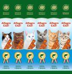 Колбаски для кошек B&B Allegro Cat Лосось-Форель 60шт ШОУ БОКС