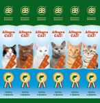 Колбаски для кошек B&B Allegro Cat Лосось-Форель 6шт