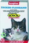 Ошейник Beaphar S.O.S. против блох и клещей для кошек