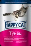 Консервы для кошек Happy Cat тунец 100г