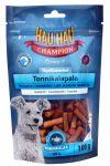 Лакомство для собак Hau-Hau Champion Tuna bites кусочки тунца 100 г