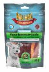 Лакомство для собак Hau-Hau Champion Chicken-lamb slice ломтики курицы с бараниной 80 г