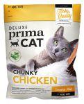 Корм для кошек PrimaCat DeLuxe Chicken adult с мясом курицы для взрослых сухой 400 г