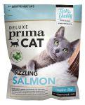 Корм для кошек PrimaCat DeLuxe Salmon adult с мясом лосося для взрослых сухой 400 г