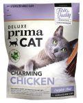 Корм для кошек PrimaCat DeLuxe Chicken sterilized курица для стерилизованных кошек и кастрированных котов сухой 400 г