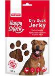 Лакомства Beaphar Happy Snack Ароматные кусочки утиного мяса для собак 60г