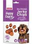 Лакомства Beaphar Happy Snack Мягкие куриные чипсы для собак 60г