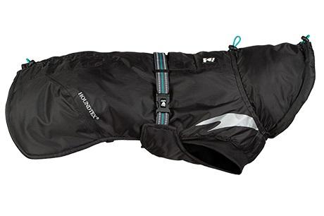 черная куртка для собак Hurtta Summit Parka - зимняя