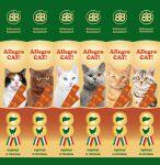 Колбаски для кошек B&B Allegro Cat Курица-Печень 6шт