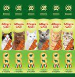 Колбаски для кошек B&B Allegro Cat Ягненок-Индейка 60шт ШОУ БОКС