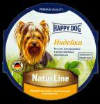 Консервы для собак Happy Dog Индейка паштет 85г