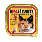 Корм для кошек Nutram с КУРИЦЕЙ консервы 100гр 1/30
