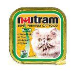 Корм для кошек Nutram с ИНДЕЙКОЙ консервы 100гр 1/30