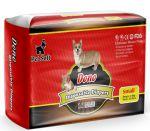 Подгузники Dono Pet Diaper S (вес 4-8кг, талия 30-45см) розовые 16шт