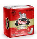Пояс для кобелей одноразовый Dono Mail Pet Diaper S(талия 15-33см) белые 12шт