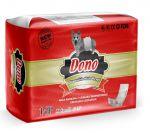 Пояс для кобелей одноразовый Dono Mail Pet Diaper XS(талия 30-48см) белые 14шт