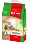 Наполнитель для туалета Cat`s Best Original 20л 8,6кг