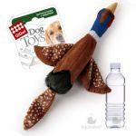 Игрушка Птица с пласт. бутылкой с пищалкой в крышке.GiGwi 75225